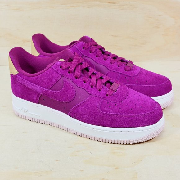 capacidad Ambiente emprender  Nike Shoes   Nike Air Force 7 Prm True Berry Shoes New   Poshmark